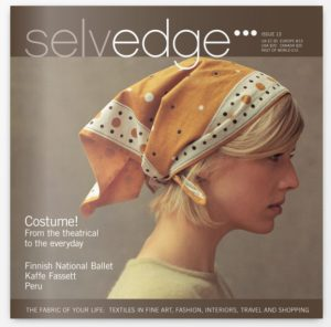 Costume – by Selvedge Magazine
