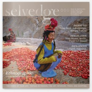 Read more about the article Ethnography – by Selvedge Magazine
