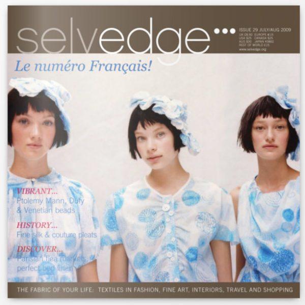 Le numero Francais – by Selvedge Magazine